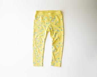On Sale | 50% OFF | Size 18-24 Months | Organic Cotton Baby Arrow Leggings | Arrows | Gender Neutral Baby | Babies | Unisex | Hipster