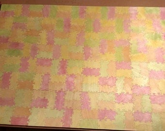 192 piece Wedding Guest Book Puzzle already cut and ready to ship with free shipping