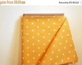 SALE Cotton and Steel Basics By the 1/2 Yard XOXO Yellow