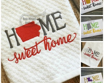Home Sweet Home 50 state set DST format only