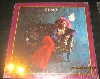 Janis Joplin In Shrink Wow Vinyl - Pearl  - Vintage  - Lp in NM- - Condition