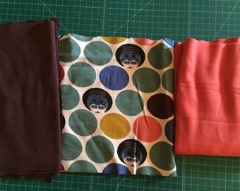 Scrap Pack - Organic Knit Fabric
