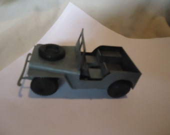 Vintage Plastic Toy Jeep orTruck, collectable