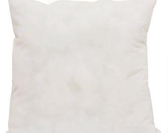 """18"""" x 18"""" Throw Pillow Insert, 18 x 18 Pillow, Housewarming Gift, Cushion Insert"""