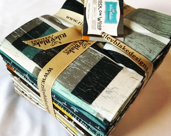 Knock on Wood Fat Quarter Bundle by Deena Rutter for Riley Blake Designs FQ-5430-18