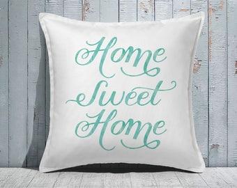 Custom Decorative Pillow | Throw Pillow | Custom Pillow | 20 x 20 Pillow Cover | Custom Pillow Cover | Personalized Pillow | home