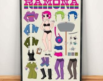 Ramona on my mind