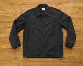 vintage Navy issue utility jacket