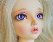 BJD eyes available in 12/14/16/18/20/22/24mm Canterberry Bell made to order