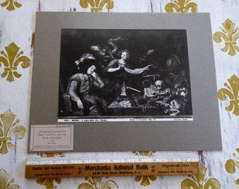 Spanish Painting Dream Of The Knight Antonio Pereda 1665 Original Photograph  Architectural Photo