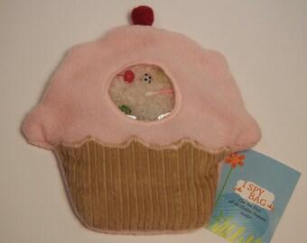 I Spy Bag - Cupcake - Find it Game