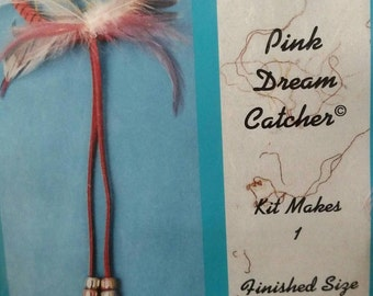 Sw-06 Pink Dreamcatcher
