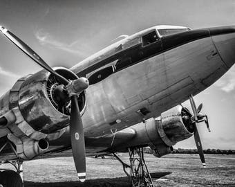 Old DC-3