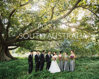 Add Postage Fee: Post to South Australia