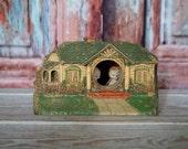 Cottage Clock Frame-Reserved