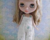 Mori Girl Style Overalls for Blythe
