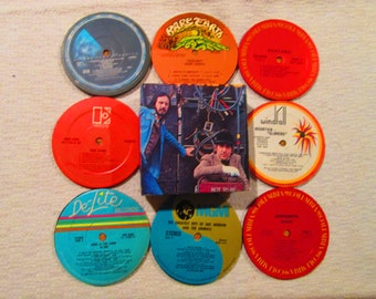 70'S coaster set with the WHO box