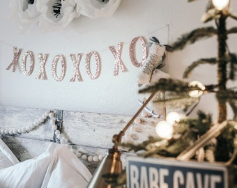 Customizable  Sequin Letter Banner - Up to 10 Letters