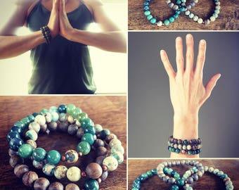 Honeyed Bliss Intention Bracelet Set of 3