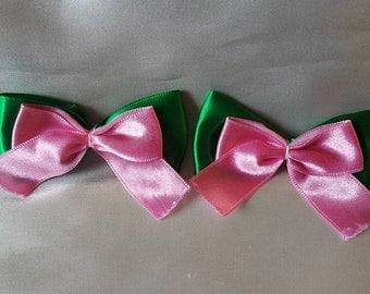 Double layer bow pair