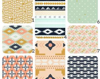 Crib Bedding, Baby Bedding, Toddler Bedding, Nursery Bedding Sets, Fitted Sheet, Crib Skirt, Crib Sheet, Bumper Pads, Arizona Fabrics
