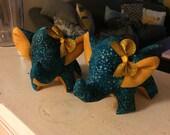 RESERVED for JessaStory- Custom Tiny Best Friends Elephants