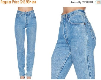 15% Off Black Friday SALE Vintage 80s High waist Mom Jeans ALL Sizes
