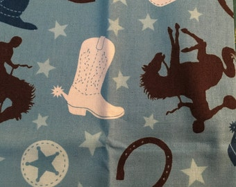 Riley Blake Cowboy - Fat Quarter - Cotton