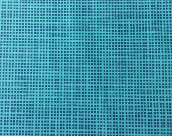 Get Back in Blue, Hello Love Collection by Heather Bailey for Free Spirit Fabrics 1/2 yd