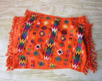 Set of 4 Southwestern Place Mats  BOHO Home
