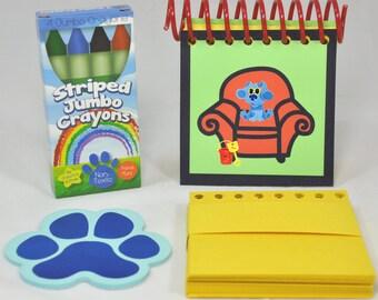 Blue's Clues Handy Dandy Notebook - SUMMER
