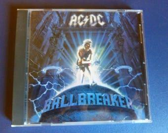 On Sale! AC/DC Ballbreaker CD 1995