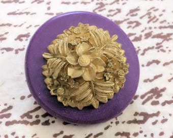 Floral Cluster flexible silicone mold