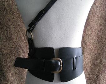 Mens One Strap Belt