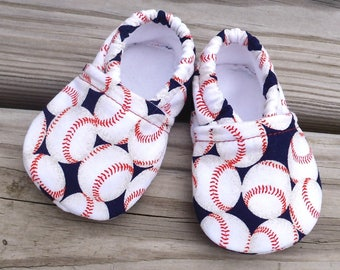 Baby shoes / Baseball Shoes  / Navy Blue