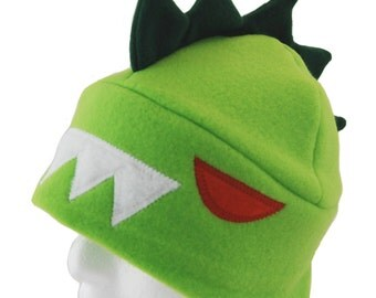 Gwanji the Big Lizard Monser Fleece Hat