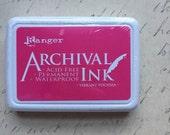 Fuchsia Archival Ink