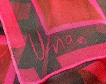 Vintage VERA Neumann Designer Scarf