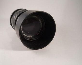 Canon 135 F3.5 Lens