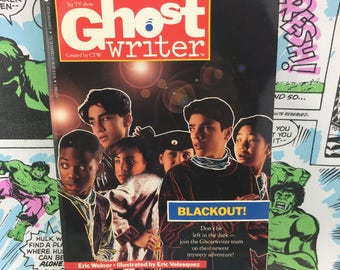 Ghostwriter - Blackout - Young Adults