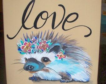 Hedgehog Original