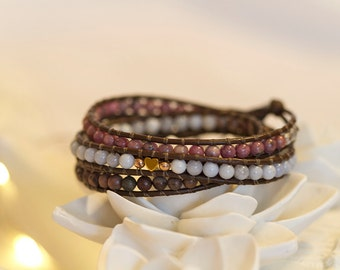wanderlove earth goddess wrap bracelet