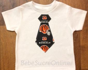 Cincinnati Bengals Boys Toddler Shirt