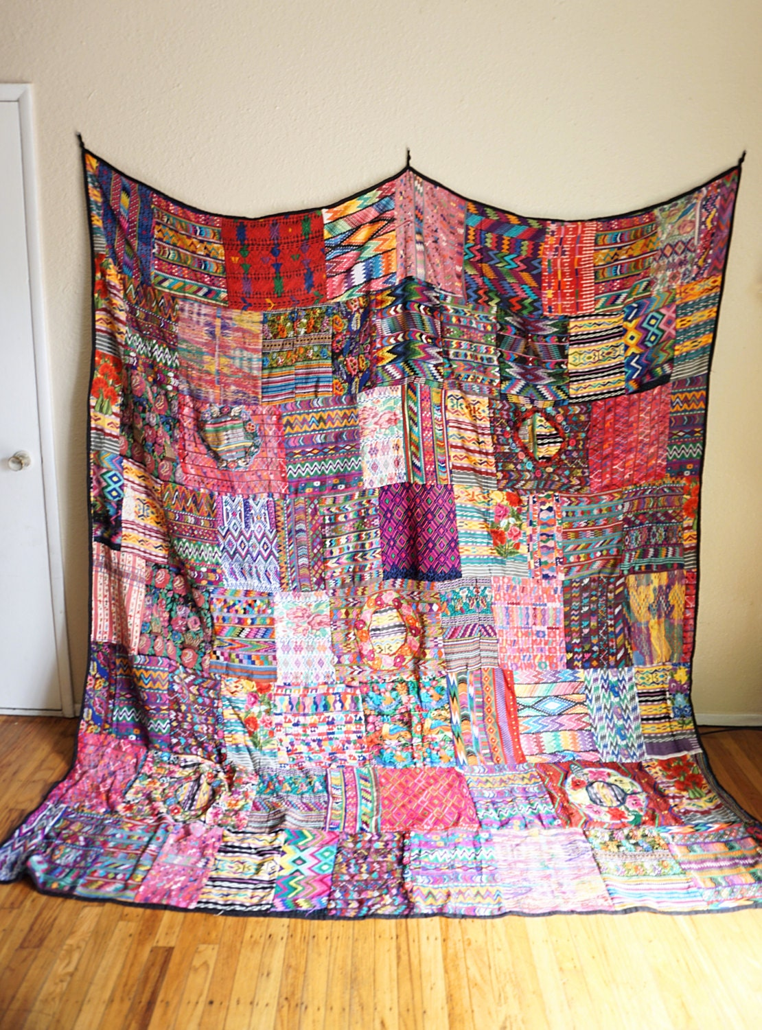 Amazing Central American quilt