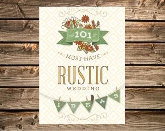 Rustic Wedding Ideas -- EBOOK DOWNLOAD