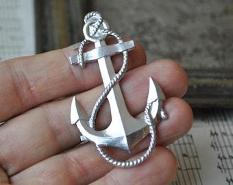 """Vintage Soviet Russian broken navy Badge.Cockade.""""Anchor"""""""