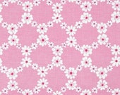 SHOP CLOSING SALE Michael Miller fabric by the yard Jemma in Orchid 1 Yard