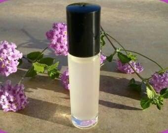 Coconut Cream - Fragrance Roll-On Oil - 10 ml Bottle - Delicious, Sweet, Creamy Coconut.