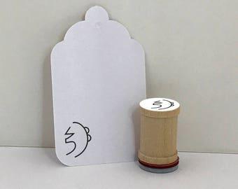 Seiheiki Rubber Stamp