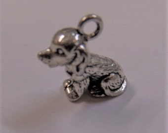 13mm Dog Charms 5CT. (Y25)